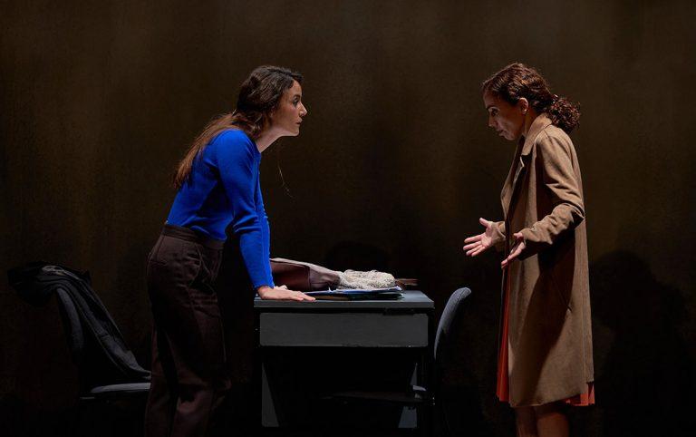 el grito-teatro_calderon_valladolid_ocio_cultura_turismo Itziar Pascual y Amaranta Osorio